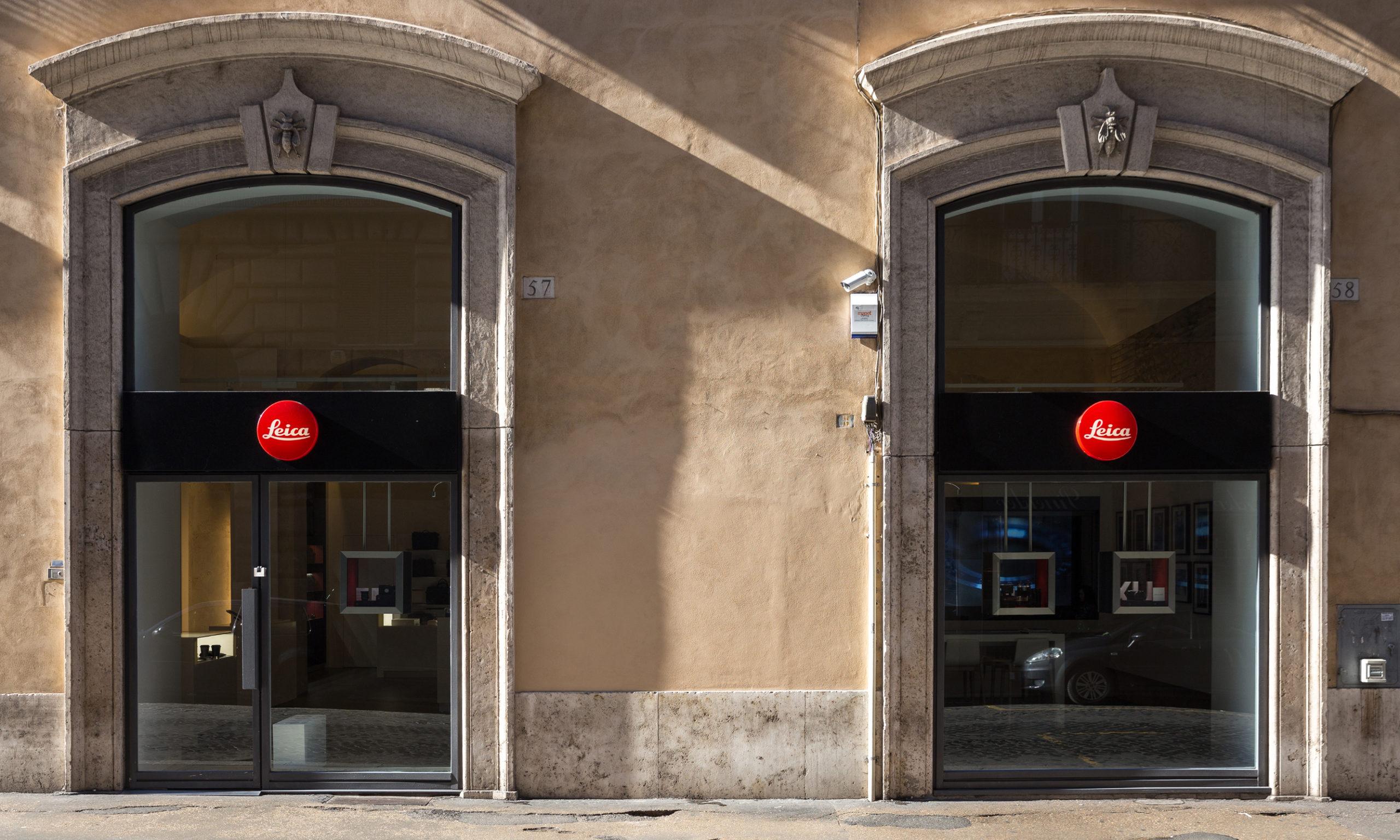 Leica Store Rome_01