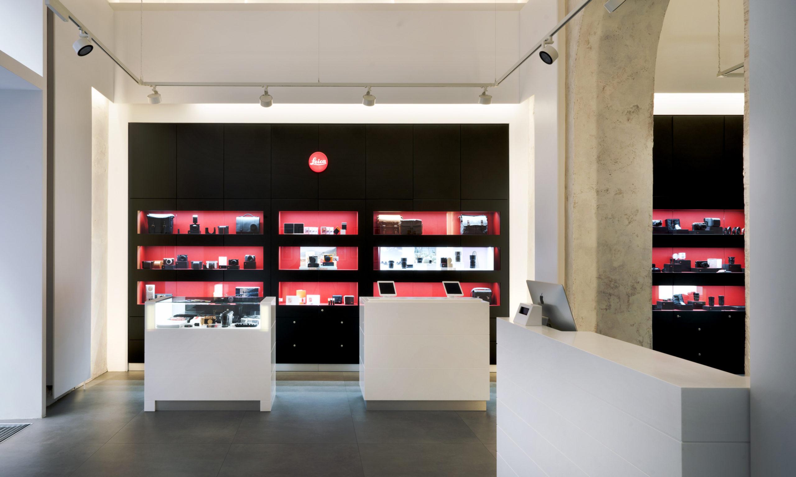 Leica Store Rome_02