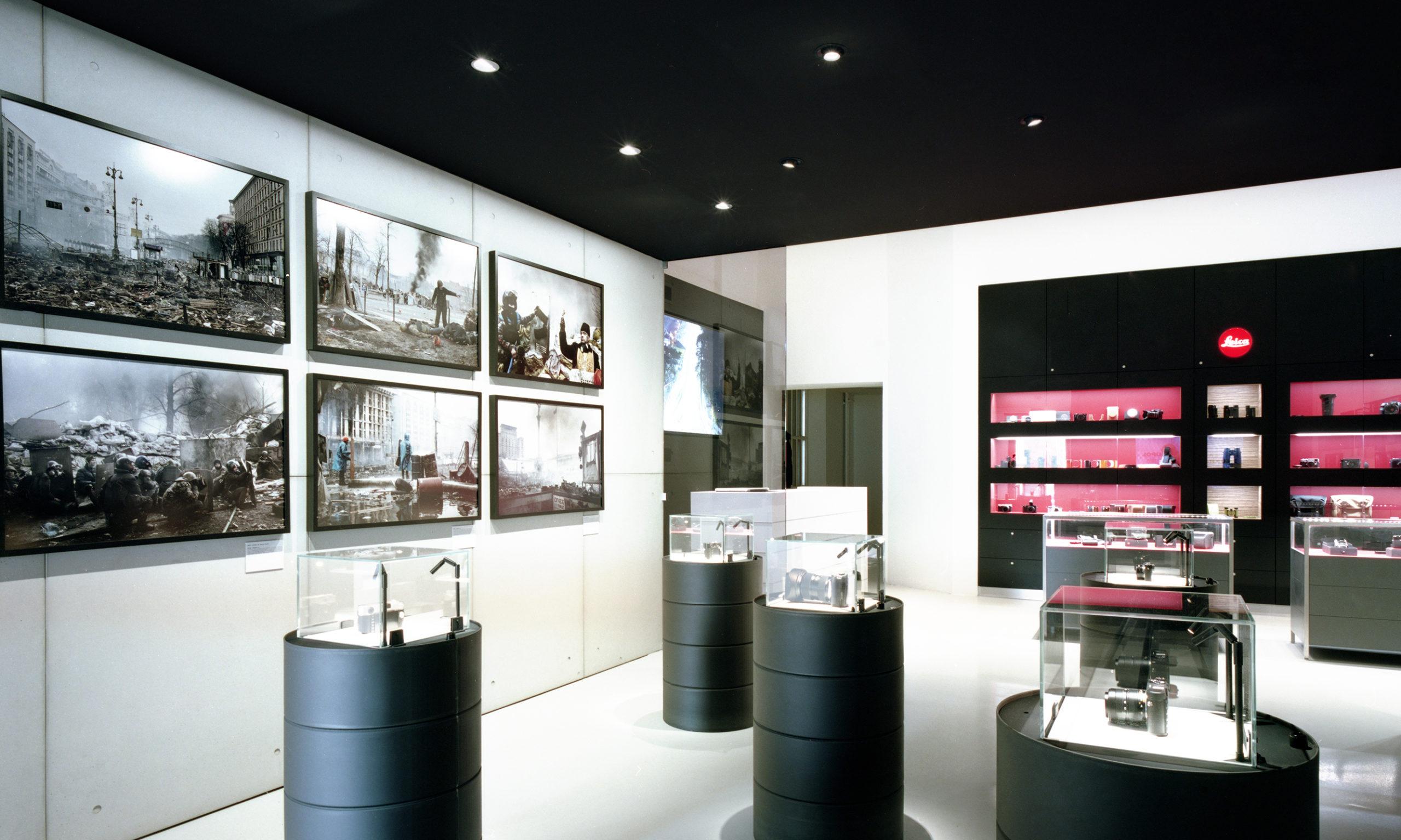 Leica Store Turin_02